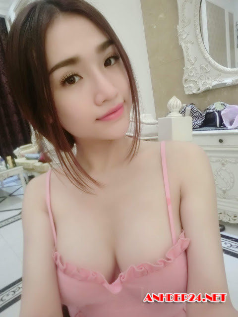 Hot girl Huang Kim Xuân